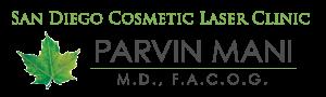 logo Parvin Mani