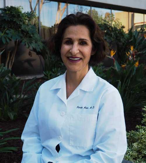 Dr. Parvin Pam Mani