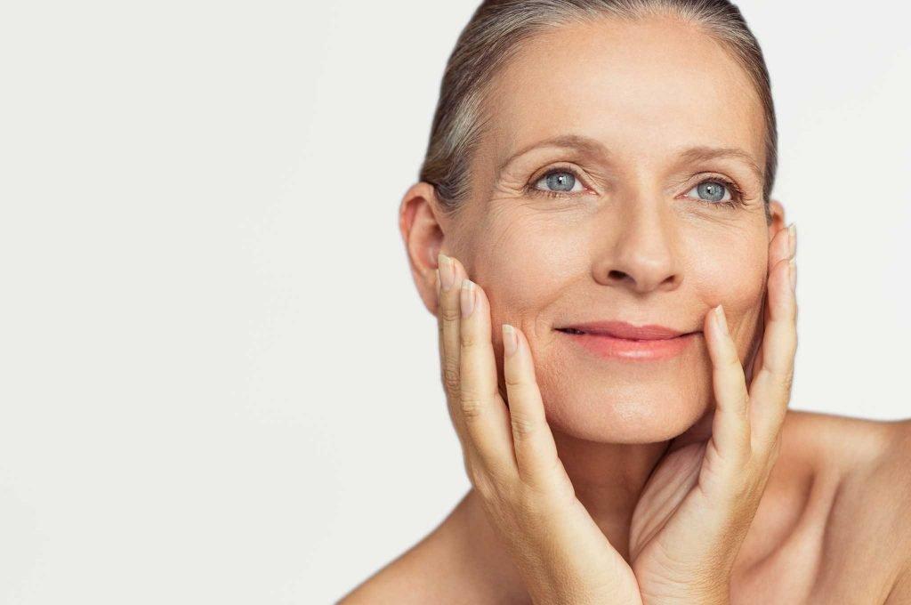 Botox woman